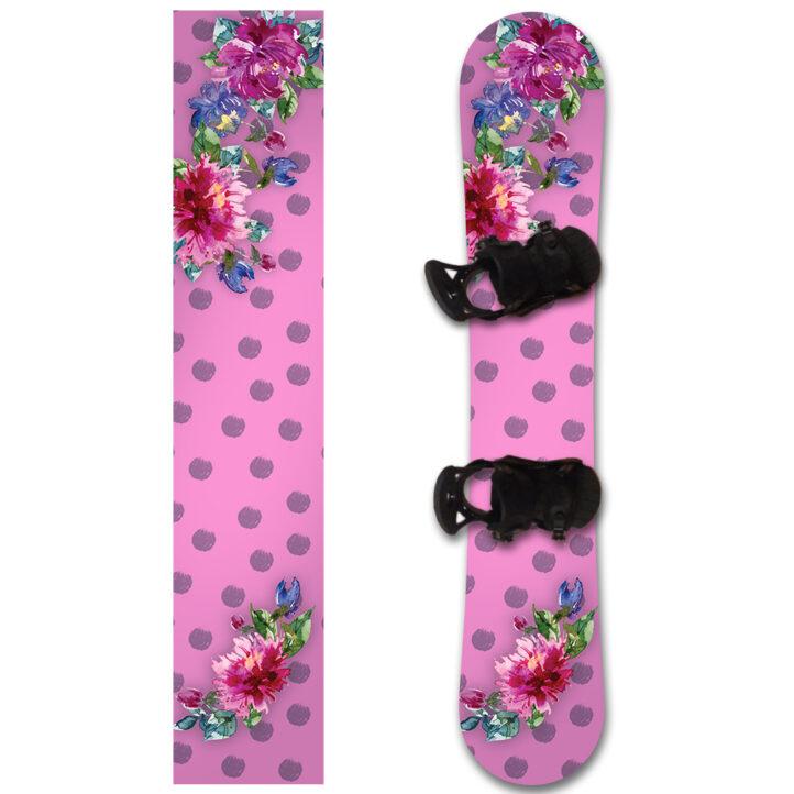 nakleika_na_snowboard_pion_flower_1000х1000