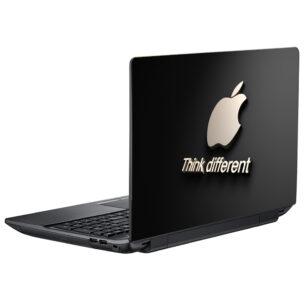 Наклейка на ноутбук Apple