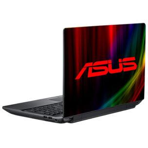 Наклейка на ноутбук Asus