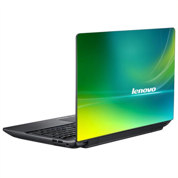 Наклейка на ноутбуки Lenovo
