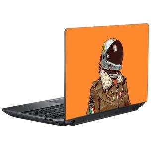 Наклейка на ноутбук Астронавт