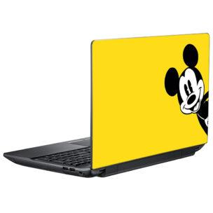 Наклейка на ноутбук Микки Маус