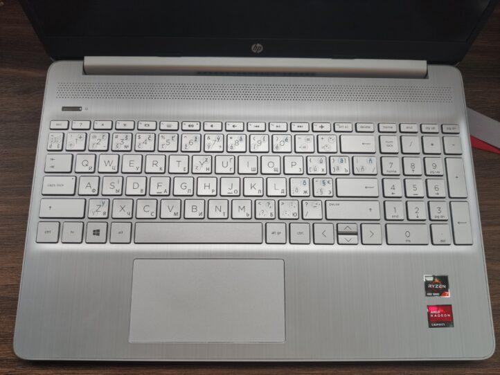 Наклейки на клавіатуру зі словацькими символами